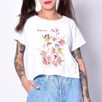 ECH Vintage Arizona Hummingbird Tee