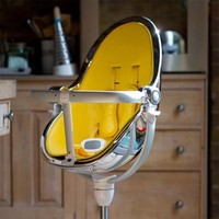 Aldea Baby | Fresco Chrome Highchair