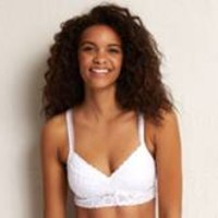 AERIE SOFTEST LACE PUSHUP BRALETTE