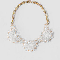 WATERBECK BEADED NECKLACE