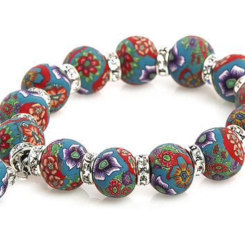Intention Bracelet: To understand connections with all relationships.