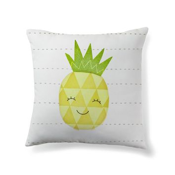 Joyful pineapple