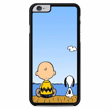 Snoopy And Charlie 2 iPhone 6 Plus / 6S Plus Case
