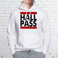 Hall Pass Cameron Dallas Magcon Unisex Hoodies - ZZ Hoodie