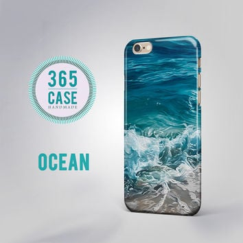 iPhone 6 case Ocean, Blue Water, Summer Beach iPhone 5 case Wave, iPhone 5C case Sea, iPhone 4S case Oceanic, Samsung Cases