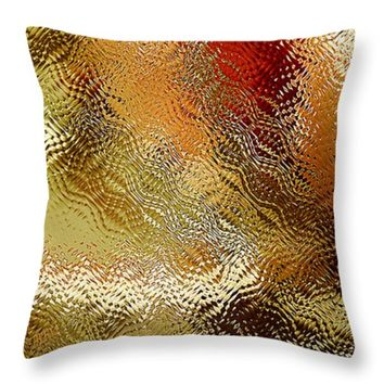 """Floral Fantasy No 1 Throw Pillow for Sale by Ben and Raisa Gertsberg - 16"""" x 16"""""""