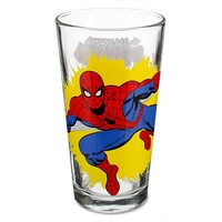 Marvel Glass Spider-Man Tumbler | Marvel Store