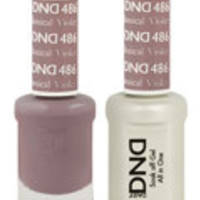 DND - Gel & Lacquer - Classical Violet - #486