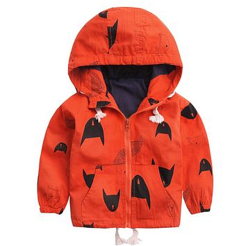 Yellow And Orange, Black Cat Face Collection Kid Child Baby Toddler New Born Infant Winter Snow Coat