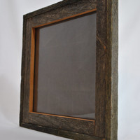 12 X 12 Picture Frame Naturally Weathered and Distressed