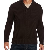 Alex Stevens Men's Shawl-Neck Sweater
