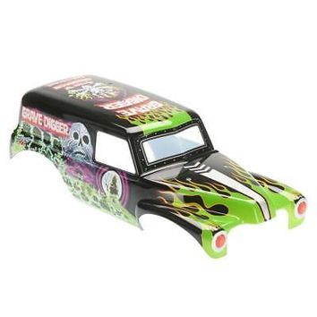 NEW Axial Grave Digger Monster Truck Printed Body AX31459Officially Licensed  AT_69_5