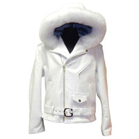G-Gator - 3013 Hooded Lambskin Jacket