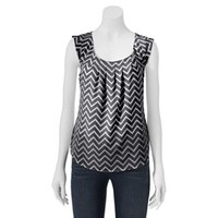 Candie's Pleated Top - Juniors