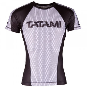 Tatami IBJJF Short-Sleeve Ranked Rashguards