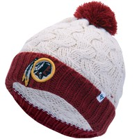 Washington Redskins - Matterhorn Large Weave Knit Beanie
