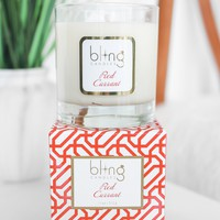 BLING Red Currant 11 oz Candle