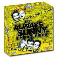 It's Always Sunny In Philadelphia Board Game |    Gift Guide  By Price  Under $50  | FX Shop