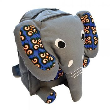 Elephant Backpack - Imani Workshop (B)