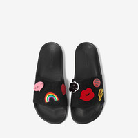 PATCHES SANDALS - SHOES-WOMAN-COLLECTION AW16 | ZARA United States