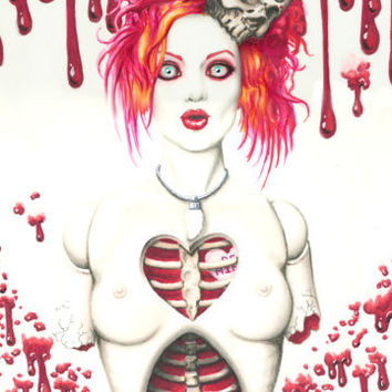 Lucky in Love archival print multiple sizes available