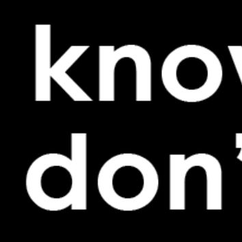 God Knows if You Don't Tip Bumper Sticker