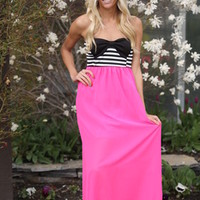 Meant to Be Bow Dress