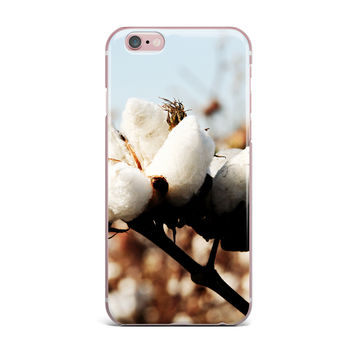 "Beth Engel ""Southern Snow"" Cotton iPhone Case"