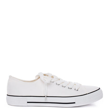 Abby Canvas Sneakers
