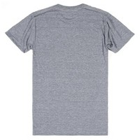 Ermahgerd Lerk Ert Mahshert-Unisex Athletic Grey T-Shirt