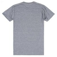 Untitled-Unisex Athletic Grey T-Shirt