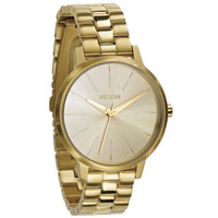 Nixon The Kensington Watch All Gold One Size For Women 19924944201