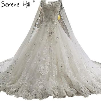 Best bridal shawl products on wanelo for Wedding dresses with pearls and diamonds