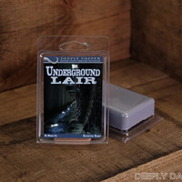 Stocking Stuffers for Geeks - UNDERGROUND LAIR Scented Soap by Deeply Dapper - Perfect Gift for the Basement Dweller in your life