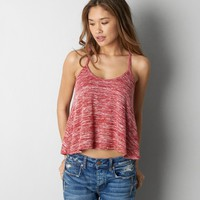 AEO FEATHER LIGHT RACERBACK TANK