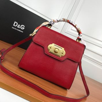 Dolce & Gabbana Womens BI0977-AI852-HNG66 handbag shoulder bag