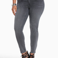 Torrid Jeggings - Grey Wash