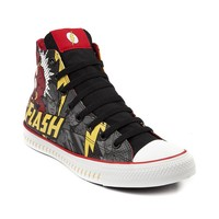 Converse All Star Hi Flash Athletic Shoe, Red | Journeys Shoes