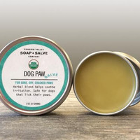 All Natural Puppy Paw Salve