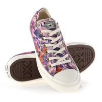 Converse Chuck Taylor? All Star? Floral Print Ox Size 8