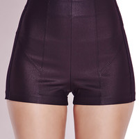 Standout High-Waisted Shorts