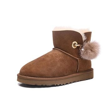 Best Deal Online UGG LIMITED EDITION CLASSICS Boots Women Shoes 1017501 CHESTNUT