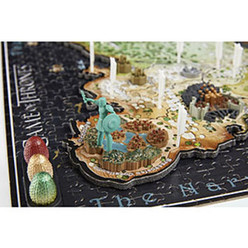 Game of Thrones 3D Map of Essos Puzzle