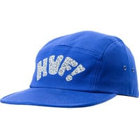 Huf Leopard Volley Blue 5 Panel  Hat