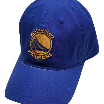 Golden State Warriors Slouch Cap Snapback Hat - Choose Color - NBA Headwear