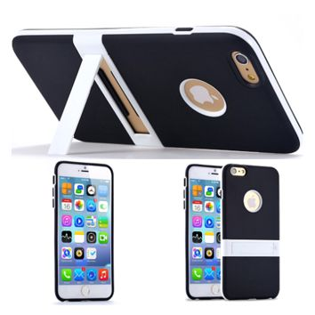 New Candy Color Kickstand Soft Case for iPhone
