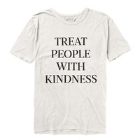 Treat People With Kindness Tee (White)