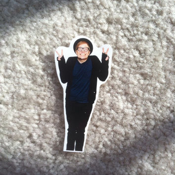 Patrick Stump sticker