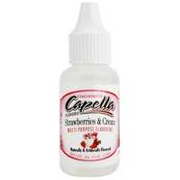 Strawberries and Cream Flavoring