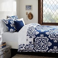 Chatham Ikat Medallion Bedroom | PBteen